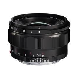 Voigtlander 35mm f/1.4 Nokton Classic Lens - E-Mount