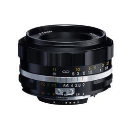 Voigtlander 40mm f/2 SL II-S Nokton Lens - Nikon F Mount