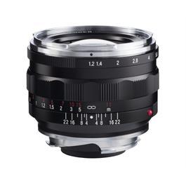 Voigtlander Nokton 40mm f/1.2 ASPH Nokton Lens - VM Mount thumbnail