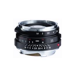 Voigtlander 35mm f/1.4 II Nokton-Classic MC Lens - VM Mount thumbnail