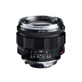Voigtlander 50mm f/1.2 ASPH Nokton Lens - E-Mount thumbnail