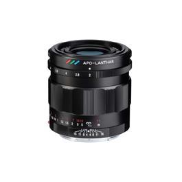 Voigtlander 50mm f/2 ASPH APO-Lanthar Lens - E-Mount thumbnail