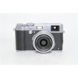 Fujifilm Used Fuji x100T Compact Camera Silver thumbnail