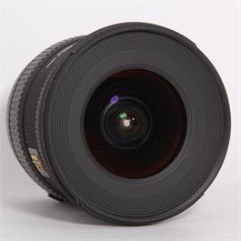 Used Sigma 10-20mm f/4-5.6 EX DC HSM - Canon Thumbnail Image 1