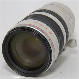 Used Canon 100-400mm f4.5-5.6L IS Lens thumbnail