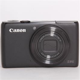 Used Canon S95 PowerShot thumbnail