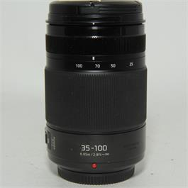 Used Panasonic 35-100mm f2.8 II thumbnail