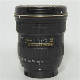 Used Tokina 11-16mm f2.8 DX II Nikon Fit thumbnail