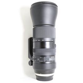 Used Tamron 150-600mm F5-6.3 VC G2 Canon thumbnail