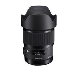 Sigma 20mm f/1.4 DG HSM | Art - Nikon F Ex-Demo thumbnail