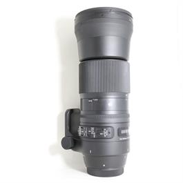 Used Sigma 150-600mm F5-6.3 OS HSM C Canon thumbnail