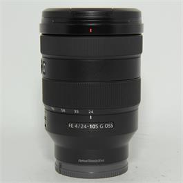 Used Sony FE 24-105mm f4 G OSS Lens thumbnail