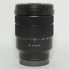 Used Sony 16-35mm f4 ZA OSS Lens thumbnail