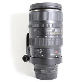 Used Nikon 80-400mm F/4.5-5.6D VR thumbnail