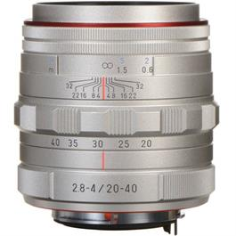 Pentax 20-40mm f/2.8-4.0 ED DA HD Limited Silver thumbnail