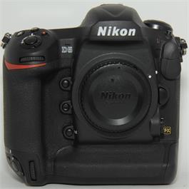 Used Nikon D5 XQD Body thumbnail