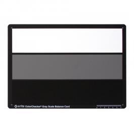 X-Rite ColorChecker Grey Scale Balance Card Thumbnail Image 1