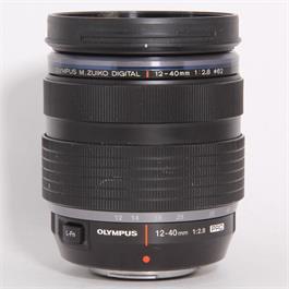 Used Olympus 12-40mm F/2.8 Pro thumbnail