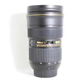 Used Nikon 24-70mm F/2.8G thumbnail