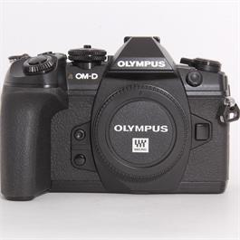 Used Olympus E-M1 Mark II Body thumbnail