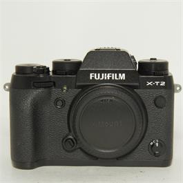 Fujifilm Used Fuji X-T2 Body thumbnail