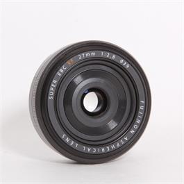 Used Fujifilm 27mm f/2.8 Thumbnail Image 1