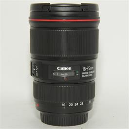 Used Canon EF 16-35mm f4L IS USM thumbnail