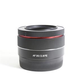 Used Samyang 35mm F/2.8 AF FE thumbnail