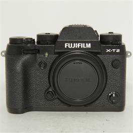 Used Fujifilm X-T2 Body thumbnail
