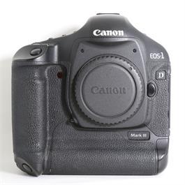 Used Canon EOS 1D Mark III Body thumbnail