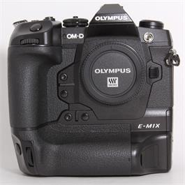 Used Olympus E-M1X Body thumbnail