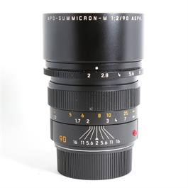 Used Leica 90mm APO-Summicron-M F/2 ASPH thumbnail