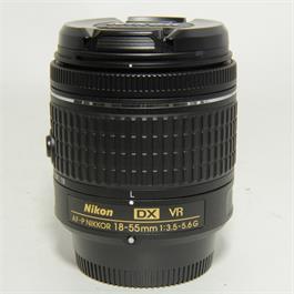 Used Nikon AF-P DX 18-55 f3.5-5.6G VR thumbnail