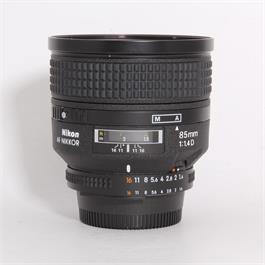 Used Nikon 85mm f/1.4D thumbnail