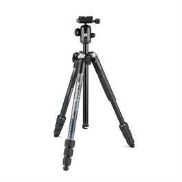 Manfrotto Element MII Aluminium Black Tripod 4 Section thumbnail