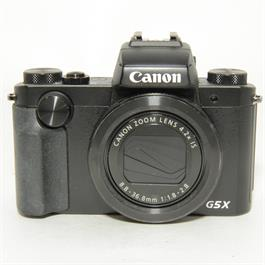 Used Canon G5X Compact Camera thumbnail