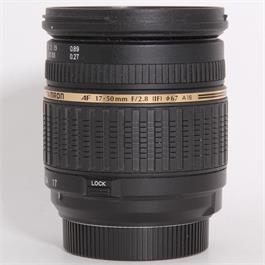 Used Tamron 17-50mm f/2.8 XR Di II LD ASPH IF - Nikon thumbnail
