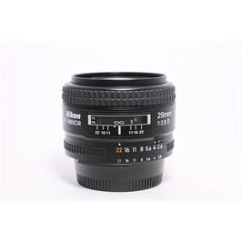 Used Nikon 28mm F/2.8D thumbnail