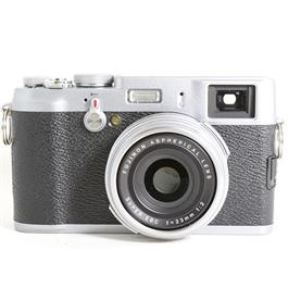 Used Fujifilm X100 thumbnail