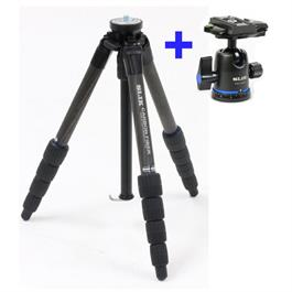 Slik Pro CF-635 Carbon Fibre Tripod With PBH-535AS Ball Head Kit thumbnail