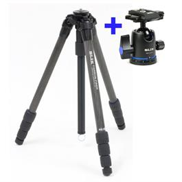 Slik Pro CF-734 Carbon Fibre Tripod With PBH-635AS Ball Head Kit thumbnail