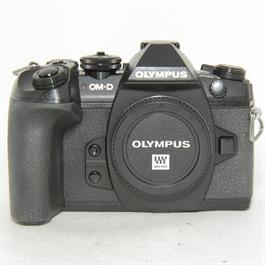 Used Olympus OM-D E-M1 Mark II Body thumbnail
