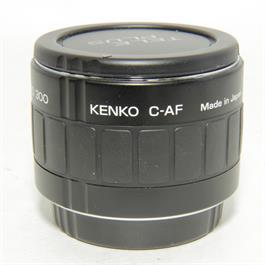 Kenko Used Teleplus 2X Pro 300 Converter Canon thumbnail