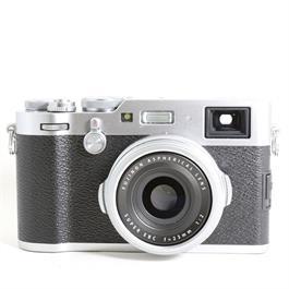 Used Fujifilm X100F Silver thumbnail