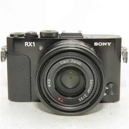 Used Sony RX1 Compact Camera thumbnail
