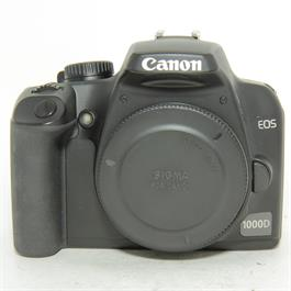 Used Canon EOS 1000D Body thumbnail