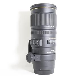 Used Sigma 70-200mm F2.8 APO OS HSM Canon thumbnail
