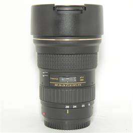 Used Tokina 16-28mm Pro FX Canon Fit thumbnail