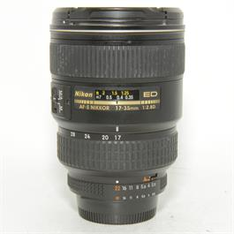 Used Nikon AF-S 17-35mm f2.8 IF-ED Lens thumbnail