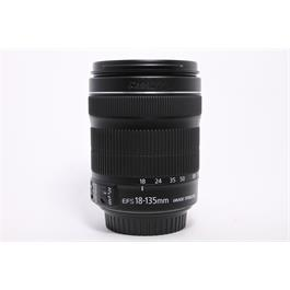 Used Canon 18-135mm F/3.5-5.6 IS STM thumbnail